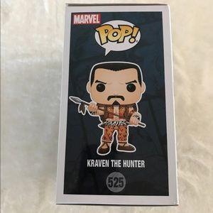 Marvel Funko Pop Kraven The Hunter